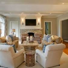 Living Room Furniture Arrangement With Fireplace Living Room With Two Recliners Two Couches Home Inspiration