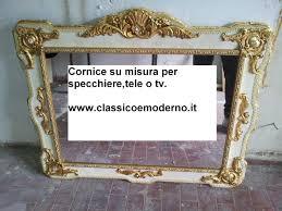 cornici per foto cornice in legno per tele specchi e tv a cobasso kijiji