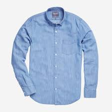 Denim Blue The Denim Shirt Bonobos