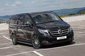 Modified A Class Mercedes Official Vath Mercedes Benz V Class Gtspirit
