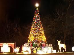 Flag Lights Christmas Pole Christmas Tree 4167132977 D267630d9b B Outdoor