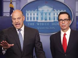House Plan Guys White House Tax Plan Has Gifts For Wall Street Goldman Sachs Guys