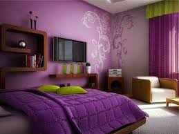 purple paint for bedroom room image and wallper 2017