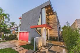 modern house california colorful contemporary house in los angeles california