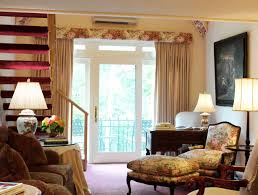 Livingroom Curtains Fine Design Country Living Room Curtains Creative Designs Awesome