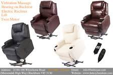 electric chairs ebay