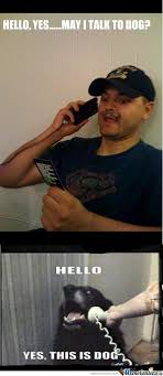 Talking On The Phone Meme - for our b rother overseas by jonathan meme center