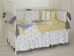 Bumble Bee Crib Bedding Set Bumblebee Jamboree Baby Bedding From Baby Linens