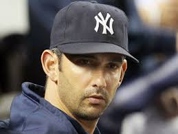 Red Sox Yankees Benches Clear Yankees Dh Jorge Posada Pulls Self From Lineup Against Boston Red