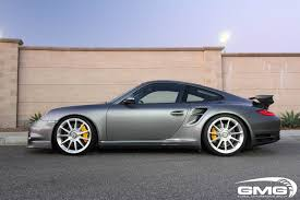 porsche 911 turbo s 997 gmg racing porsche 997 2 turbo s w gmg exhaust intercooler and