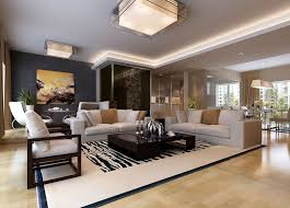 Galley Living Room Decorating  Best Room Design Small Spaces - Dining and living room design