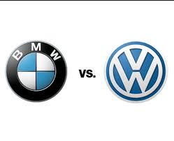 tagline of bmw brand perception vw vs bmw philosophy communication