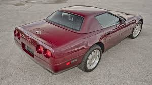 1993 corvette 40th anniversary 1993 chevrolet corvette 40th anniversary s120 kissimmee 2014