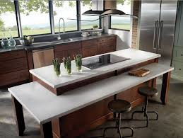 kitchen ideas kitchen islands with stove and sink flatware wall