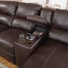 Jackson Leather Sofa Jackson Lawson Leather Sectional In Godiva You Choose The