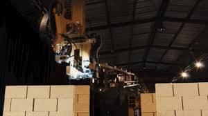 this bricklaying robot can build low cost houses in two fast company