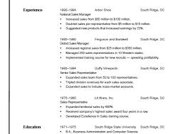 resume example resume templates for openoffice free download free