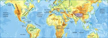 geography map geography map map