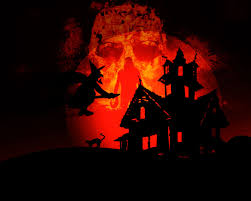 ghost house free halloween witch and haunted 1280x1024 143977