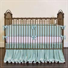 slate is the new black very dark grey on this iron crib by bratt