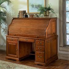 Cherry Secretary Desk With Hutch by Antique Roll Top Secretary Desk Antique Furniture
