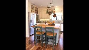 Stationary Kitchen Island by Portable Kitchen Islands Youtube