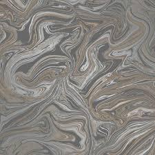 henderson interiors prosecco sparkle marble wallpaper copper
