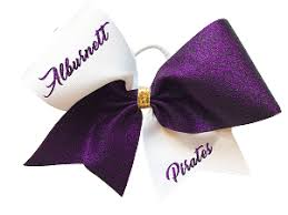 wide ribbon glitter sparkle cheer bow 3 wide ribbon