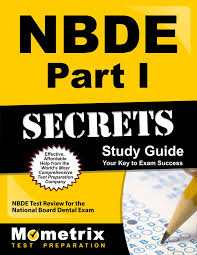 buy nbde part i secrets study guide nbde test review for the
