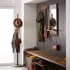 industrial coat rack west elm au