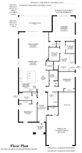 Hacienda Floor Plans And Pictures by Azure At Hacienda Lakes Estate Collection The Bermuda Home Design