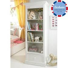 White Girls Bookcase Childrens Bookcase Children U0027s Bedroom Furniture Little Lucy