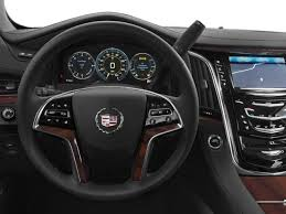 cadillac escalade steering wheel used 2015 cadillac escalade 4wd 4dr premium carolina