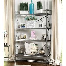 Silver Bookshelf 511 Best Etageres U0026 Bookcases Images On Pinterest Bookcases