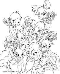 13 best winx club digy images on pinterest draw birthdays and