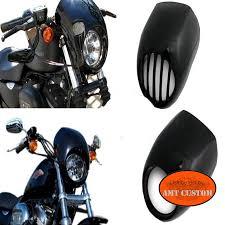 headlight fairing for harley davidson sportster and dyna models