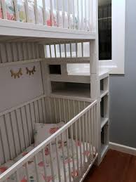Crib Bunk Bed Gulliver Crib Bunk Bed 5 Ikea Hackers