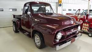Classic Ford Truck Dealers - 1954 ford f100 stock k11780 for sale near columbus oh oh ford