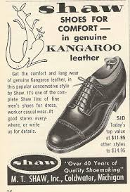 Shoes For Comfort Old Ads Are Funny 1962 Ad Shaw Shoes For Comfort