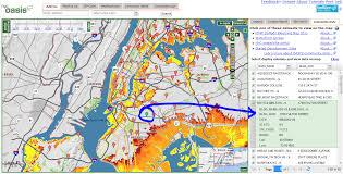 Miami Beach Zoning Map by Geoweb Spatiality