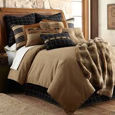 rustic bedding cabin place