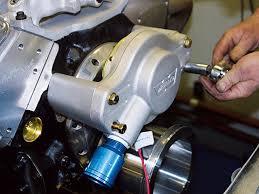 water pump tech