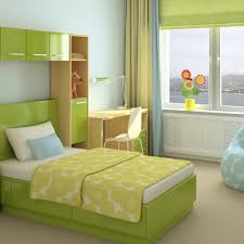 Green Bedrooms Interior Home Design