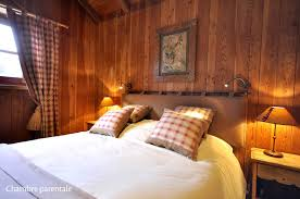 chalet chambre chalet les tavaillons serre chevalier vallee