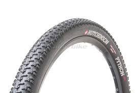 pneu vtt tubeless ou chambre à air hutchinson pneu vtt python 26x2 20 tubeless ready hardskin rr souple