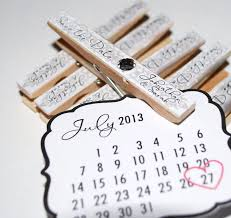 diy save the date magnets wedding save the date personalized magnet clothespin etsy