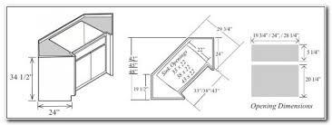 Kitchen Corner Base Cabinets Kitchen Corner Base Cabinet Dimensions Cabinet Home Design