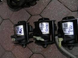 2000 genesis ffi leaky fuel injector