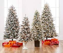 flocked christmas tree flocked christmas trees big lots