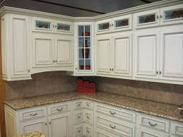 How To Distress White Kitchen Cabinets How To Antique Kitchen Cabinets Kitchen